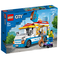 LEGO 60253 City Great Vehicles Kombi sladoled